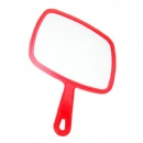 big single side square handle mirror